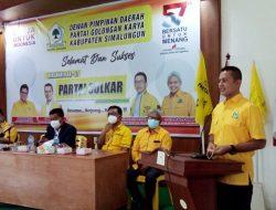 "Musa Rajekshah: ""Berkat Perjuangan Alot Bupati dan Ketua DPRD Simalungun, Jalan Provinsi yang Rusak akan Diaspal Tahun 2022"""