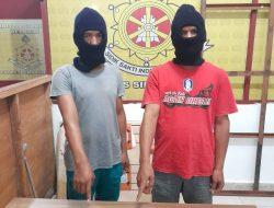 Tampung Nomor Tebak Angka, 2 Orang Pemuda Diamankan Satreskrim Polres Simalungun