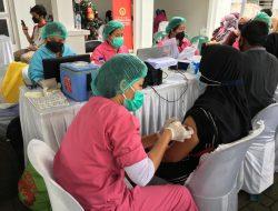 BIN Laksanakan giat Vaksinasi dosis 2 untuk Warga Binjai dan Deli Serdang.