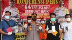 Operasi Kancil Toba Polres Batu Bara Hadiahi Timah Panas Warga Kota Medan.